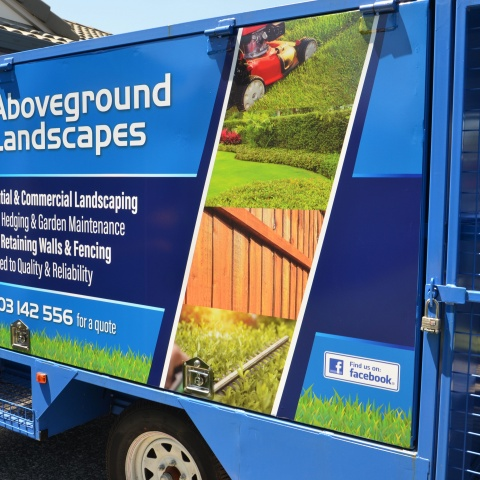 Trailer Wrap, Signs Beenleigh, Trailer Graphics, CrispSigns, GraphicDesignBeenleigh,SignsBrisbane, SignsLogan, SignageSpringwood
