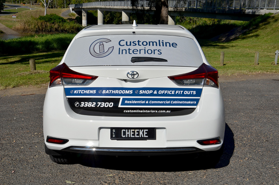 Vehicle Signage Brisbane